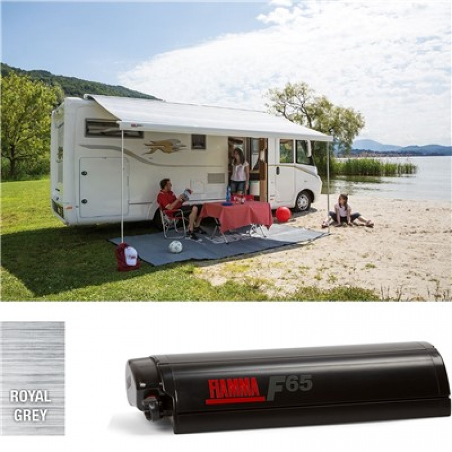 i motorhome awnings white omnistor thule awning